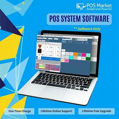 Pos Software System Point Sales Offline Market