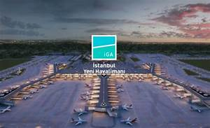 New Istanbul airport to boost Turkey's aviation sector