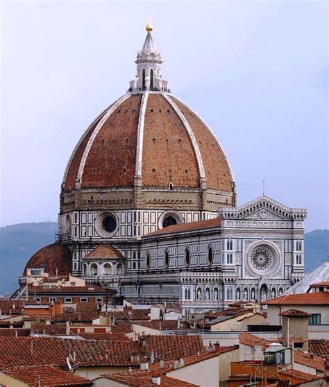 cupola di brunelleschi santa fiore duomo di firenze cupola di