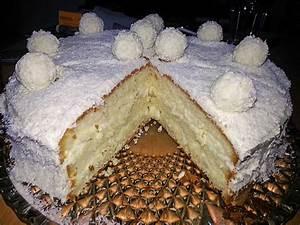 Torte Schnell Einfach : raffaellotorte mit cremef llung von littlemac1976 ~ Eleganceandgraceweddings.com Haus und Dekorationen