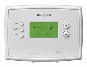 Wiring Diagram For Honeywell Thermostat