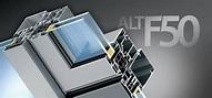 Фасадная система ALT-F50