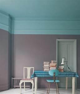 Grau Blau Wandfarbe : 50 pastell wandfarben schicke moderne farbgestaltung ~ Frokenaadalensverden.com Haus und Dekorationen