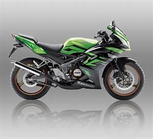 2015 Kawasaki Ninja Krr Zx150  Green