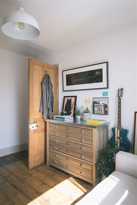 Combining A Home Office And Guest Bedroom In A Small House