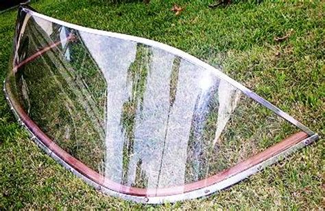 Boat Lexan Windshield by Making A Boat Windshield 5