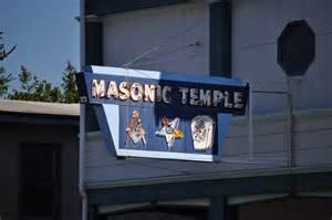 Masonic Lodge Signs
