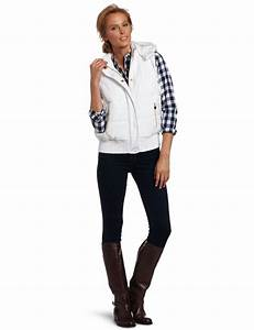 What To Wear With Down Puffer Vests u0026 Jackets | WardrobeLooks.com