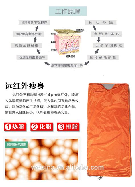Portable Weight Loss Electric Hot Blanket Lymphatic