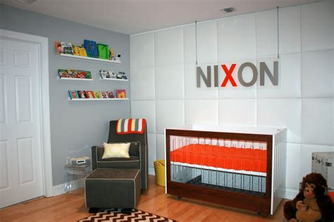 Kinderzimmer Junge Modern by Project Of The Week Clearly Modern Nursery