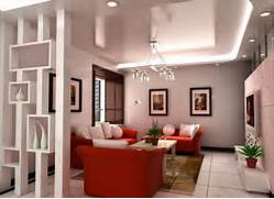 Example Design Of Divider For Living Room by Modern Room Partition Designs