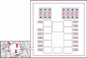 Fiat Doblo  2006 - 2010  - Fuse Box Diagram