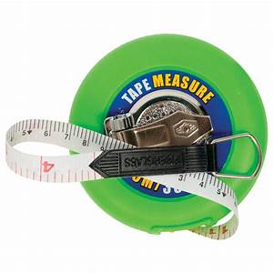 10-Meter Wind-Up Tape Measure (W23467)