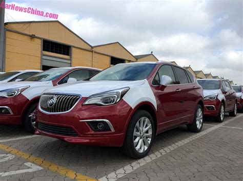 Buick Us the china made buick envision suv is officially on its way