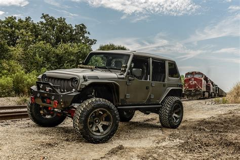 jeep bandit stock starwood motors releases their jeep wrangler terminator