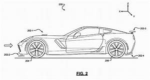 New Gm Patents Leak Active Aero And Hybrid Details On The C8 Mid-engine Corvette