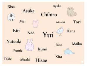 Nom Japonais Garçon : des pr noms japonais filles et gar ons baby note ~ Medecine-chirurgie-esthetiques.com Avis de Voitures