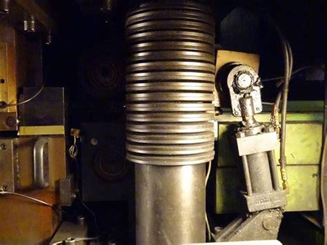 Arku/Kohler part straightener - 2000 x 40 mm CNC | Coiler ...