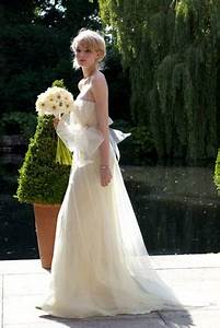 stylish vintage wedding dresses collections sang maestro With vera wang vintage wedding dress