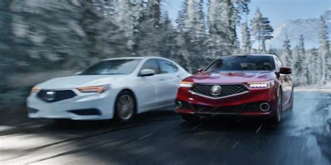 Video Acura Season Of Performance  Acura Connected