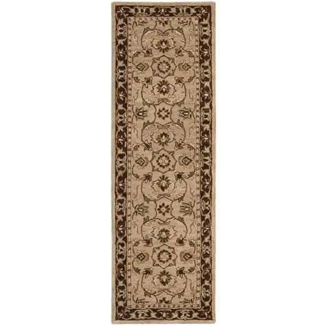 overstock runner rugs nourison overstock india house taupe 2 ft 3 in x 7 ft 6