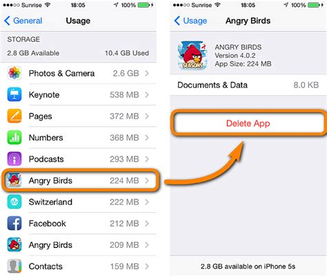 uninstall apps on iphone how to delete iphone apps
