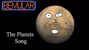 Bemular - The Planets Song (Educational Kids Music & Video ...
