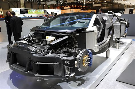 Bugatti Orders Two More Years Worth Of Transmissions