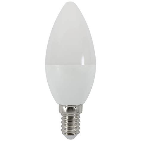 led light daylight 4 watt led e14 ses daylight candle bulb cool white