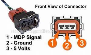 Mitsubishi Eclipse Speed Sensor Wiring : part 1 how to test the mdp sensor 2 4l mitsubishi galant ~ A.2002-acura-tl-radio.info Haus und Dekorationen