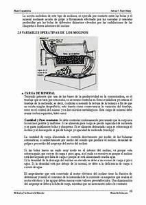 Manual De Molienda Y Clasificaci U00f3n De Minerales