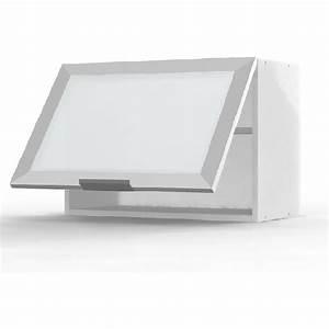 Meuble Haut Profondeur 20 Cm : meuble haut sur hotte idea l60xh42 8xp30 73 679 cuisine ~ Dailycaller-alerts.com Idées de Décoration