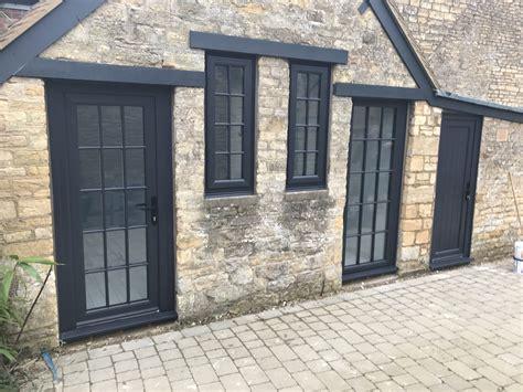 anthracite grey windows  astragal bars neil amos windows