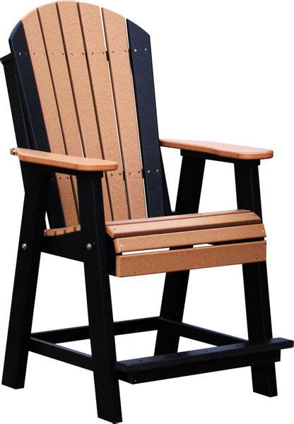 Chairs For Balcony by Luxcraft Recycled Plastic Adirondack Balcony Chair My
