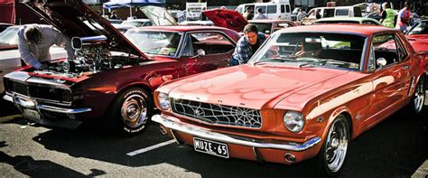 American Muscle Car Enthusiasm Reaches All The Way Down