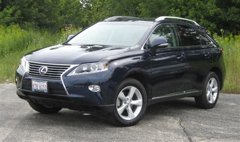 2013 Lexus Rx by Test Drive 2013 Lexus Rx 350 The Daily Drive Consumer