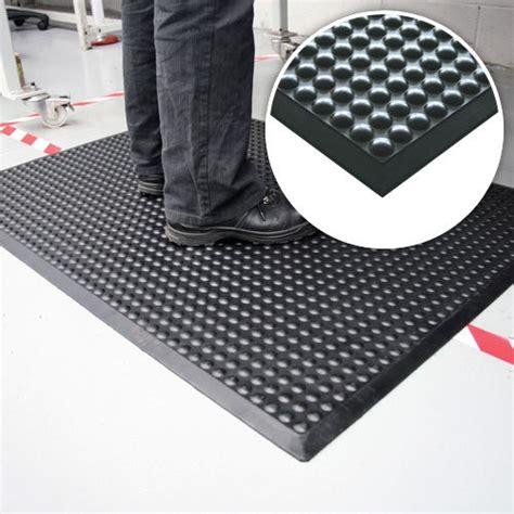 anti fatigue floor mat for standing desk polyurethane rubber mat standing floor mat office mat anti