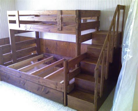 todds custom bunk beds  wood whisperer