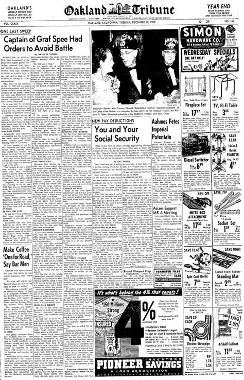 MaritimeQuest - Admiral Graf Spee Front Pages Page 10