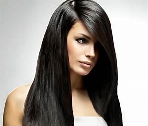 Lange Glatte Haare : 40 einfache frisuren f r lange haare ~ Frokenaadalensverden.com Haus und Dekorationen