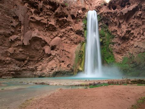 Havasupai Falls The Complete Backpacking Guide Mike Stith