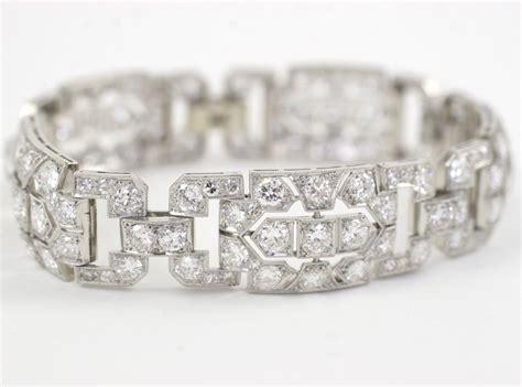 deco jewelry nyc deco bracelet at 1stdibs