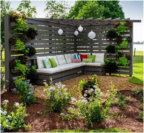 how to build a bench seat with storage building your own privacy fence outdoor privacy