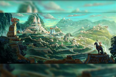 Netflixs New Animated Series Is About The Mayan