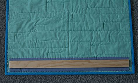 how to hang a quilt how to hang a quilt tutorial gt a la mode