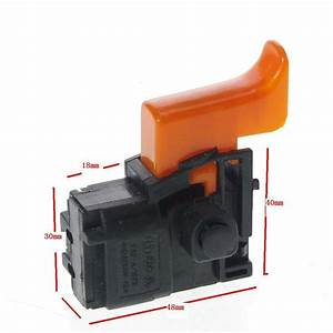 Gsb20 Lock On Power Tool Electric Hand Drill Trigger