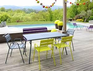 Mobilier De Jardin Fermob : fermob mobilier de jardin ~ Dallasstarsshop.com Idées de Décoration