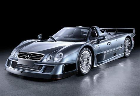 mercedes benz clk gtr amg roadster specifications