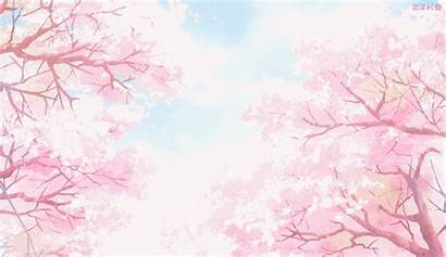 Pastel Gifs Sakura Anime Picsart Animated Nice