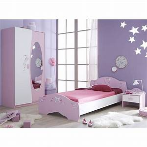 Kinderzimmer Vorhänge Mädchen : kinderzimmer kinderbett nachtkommode kleiderschrank m dchen jugendzimmer rosa ebay ~ Sanjose-hotels-ca.com Haus und Dekorationen